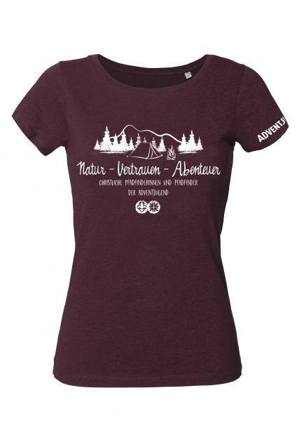 Damen CPA-T-Shirt