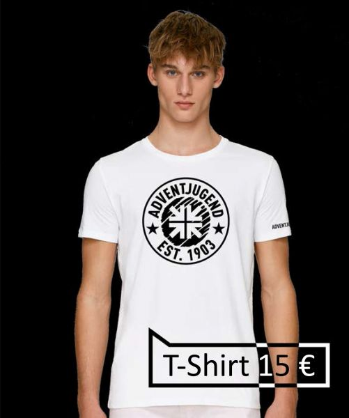 Herren T-Shirt Adventjugend