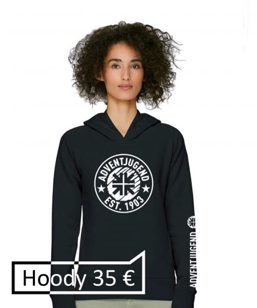 Damen Hoody Adventjugend